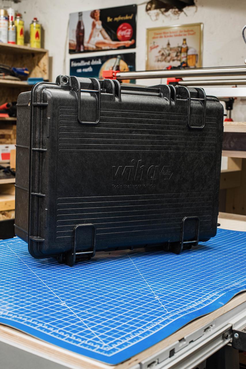 Wiha Werkzeugkoffer Basic Set L electric