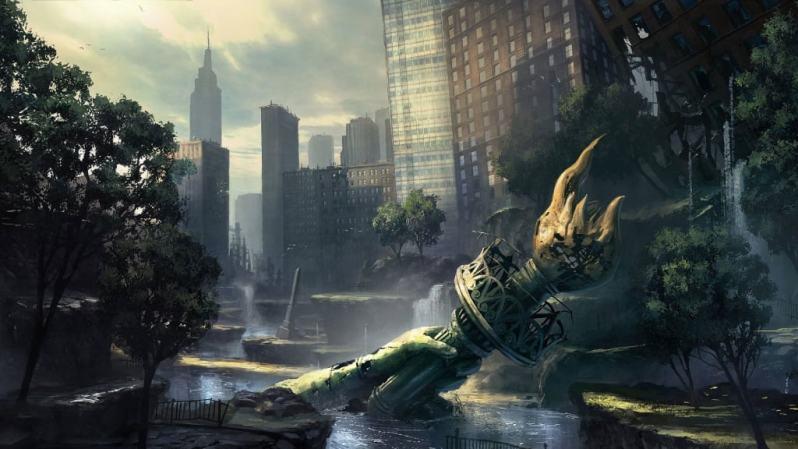 Dystopian Worlds