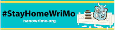 StayHomeWriMo Banner