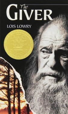 The Giver leaves an open for interpretation style ending
