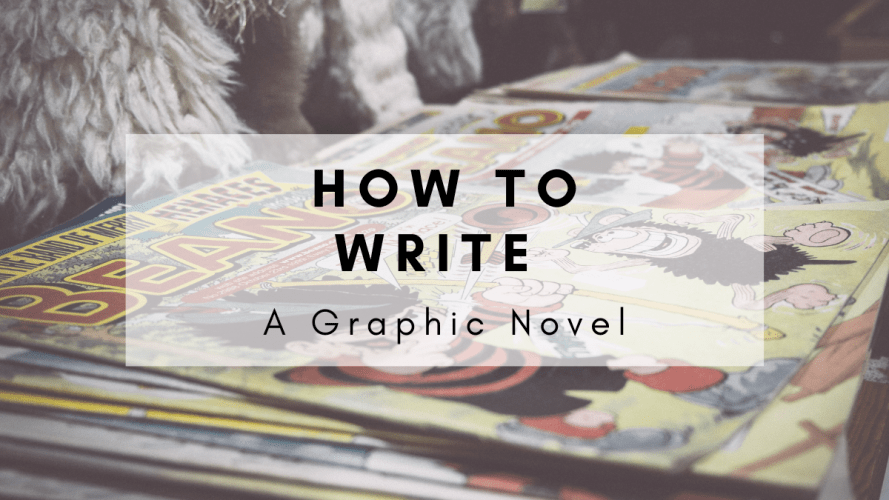 How-to-Write-A-Graphic-Novel-Feature-Image