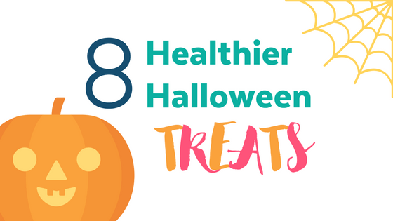"8 Healthier Halloween ""Treats"""