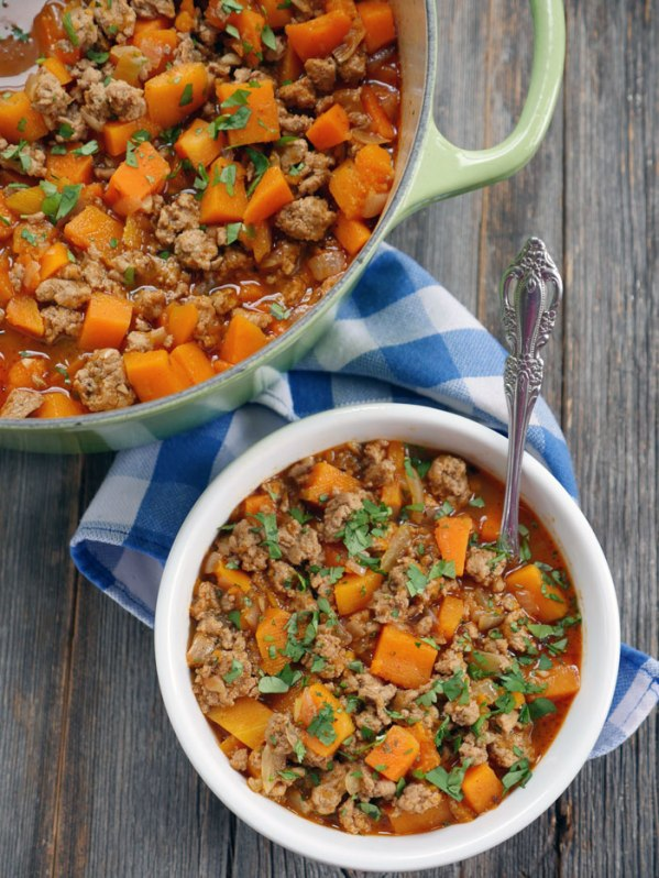 Healthy one pot family meals
