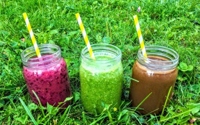 3 energy-boosting smoothies you need to try!