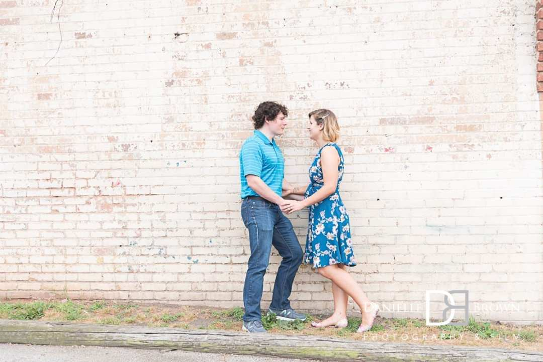 avondale estates engagement photos atlanta wedding photographer