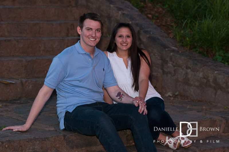 piedmont park engagment photography | atlanta wedding photographer