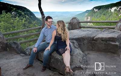 north ga engagement photo | atlanta wedding photographer