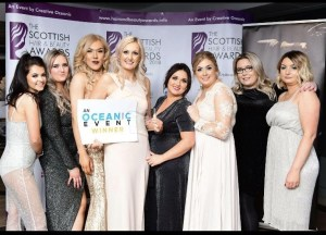 Danielle Carr Hairdressing Awards