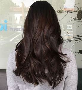 Autumn Hair Trends Brunette
