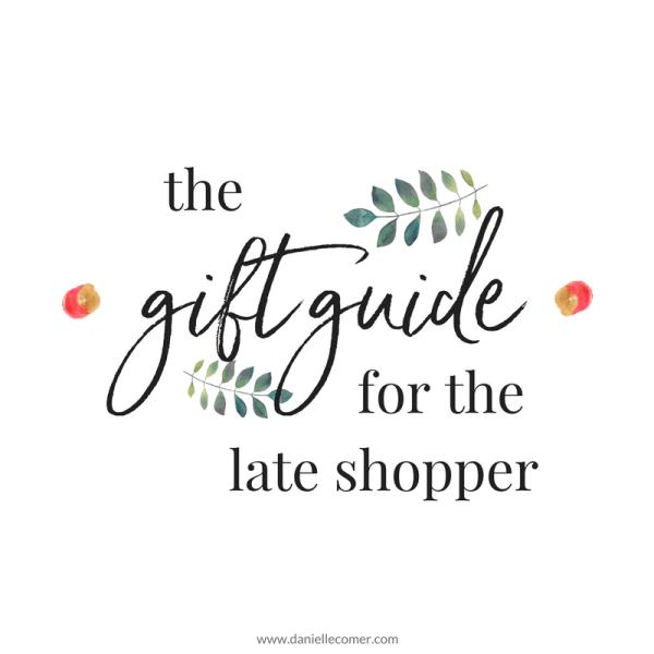 gift guide 2017 Christmas