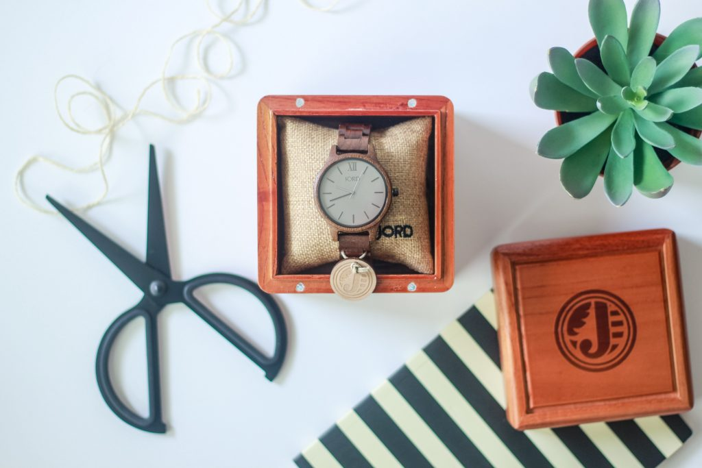 Jord Watch Flaylay styled