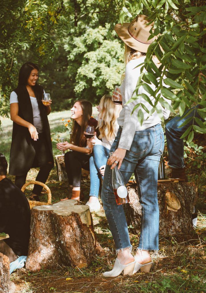 by Kelsey Chance on unsplash Make New Friends Danielle Comer Blog