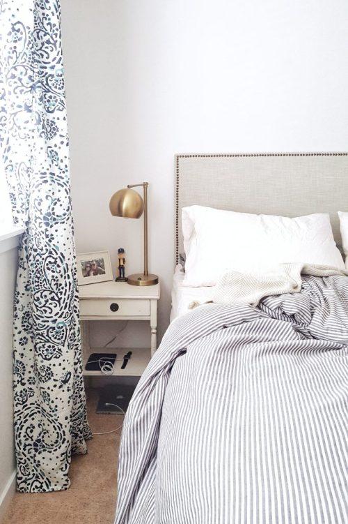 target style bedroom - danielle comer blog