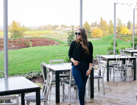Line and Lure patio vibes feature - Danielle Comer Blog