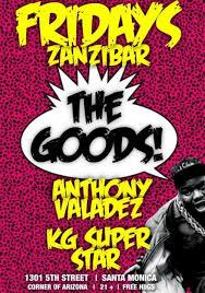 The Goods at Zanzibar