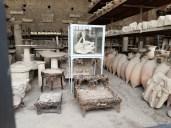 Artifacts in Pompeii