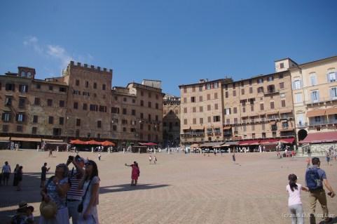Il Campo, Siena
