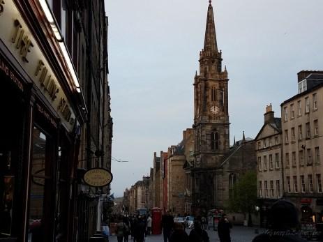 Royal Mile Market, formerly Tron Kirk (church)