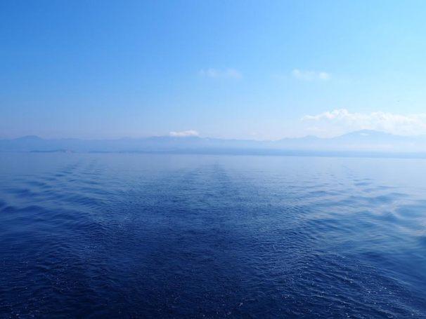 sailing from croatia to italy