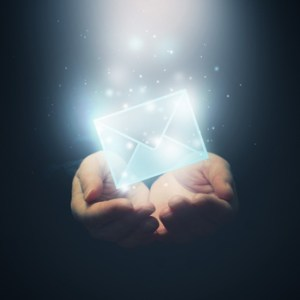 Conversion email