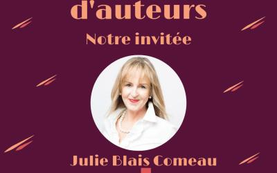 Entretien avec Julie Blais Comeau | 003
