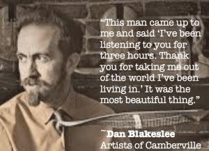Dan Blakeslee quote