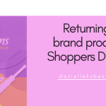 Returning Life-brand products to Shoppers Drug Mart