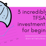 3 easy TFSA investment ideas