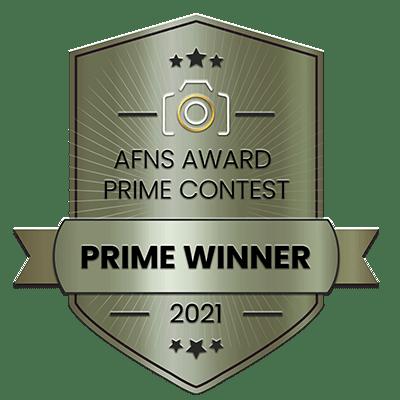 Award Winning Badge Prime