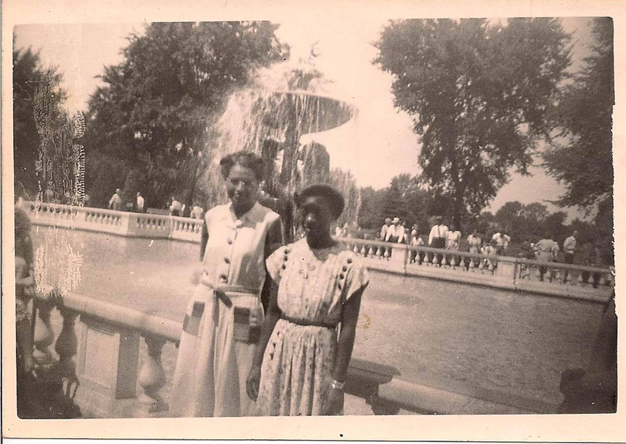 Rosa Parks in Detroit