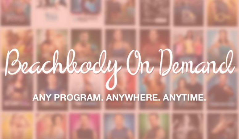 what is beachbody on demand and all access