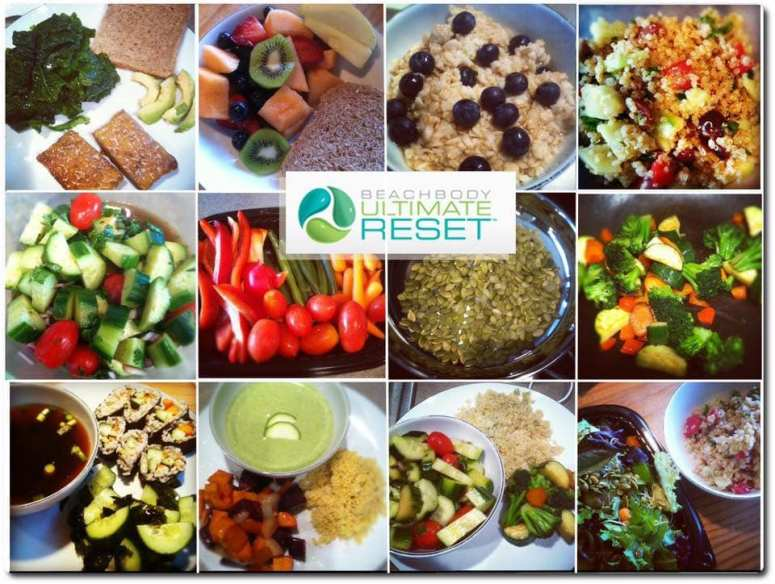 Ultimate Reset Meal Plan