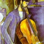 Modigliani, Cello Player