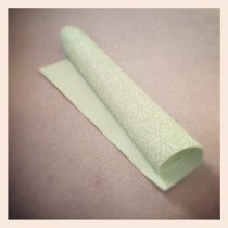yoga mat for writers toolkit