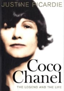 coco chanel the legend and the life book cover