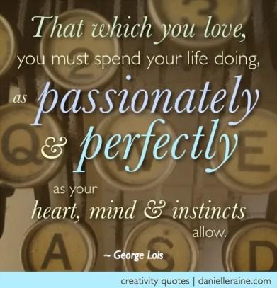 creativity quotes George Lois