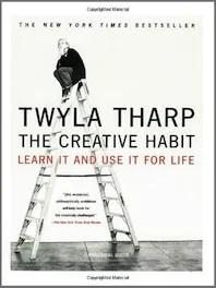 the creative habit by twyla tharp
