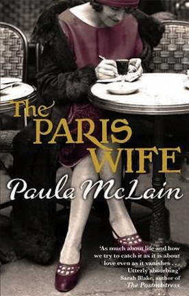 book review paris wife paula mclain
