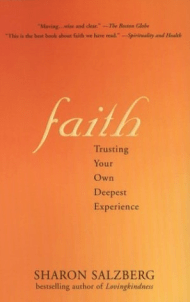 Faith book Sharon Salzberg