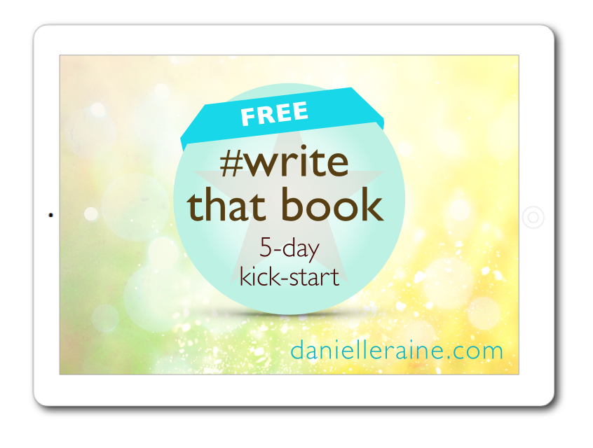 write that book 5 day ecourse