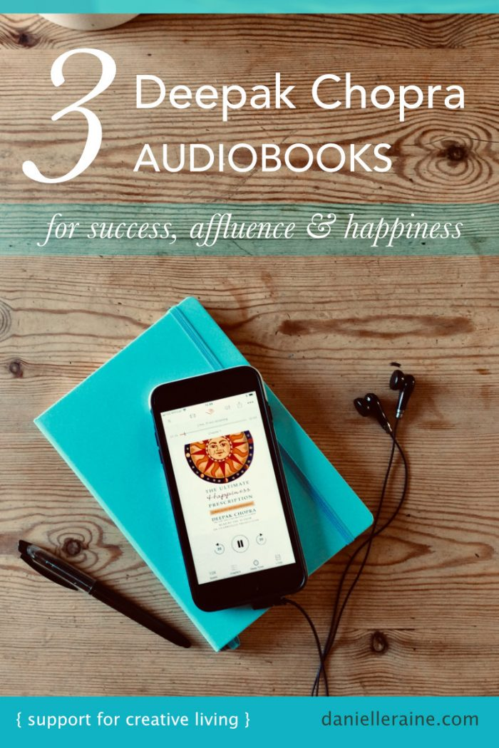 3 deepak chopra audiobooks success affluence and happiness