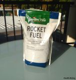 Rocket Fuel, starter fertilizer, gardening