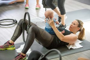 Private Training Coremom Pre and Post Natal Fitness