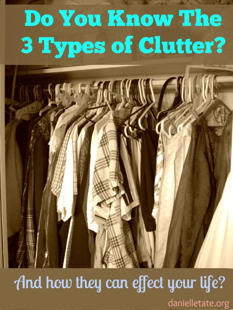 3 types of clutter