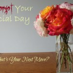 What To Do When Your Husband Forgets Your Special Day