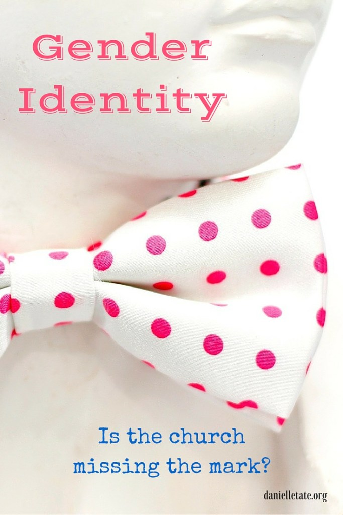 Is gender identity the question or the answer?