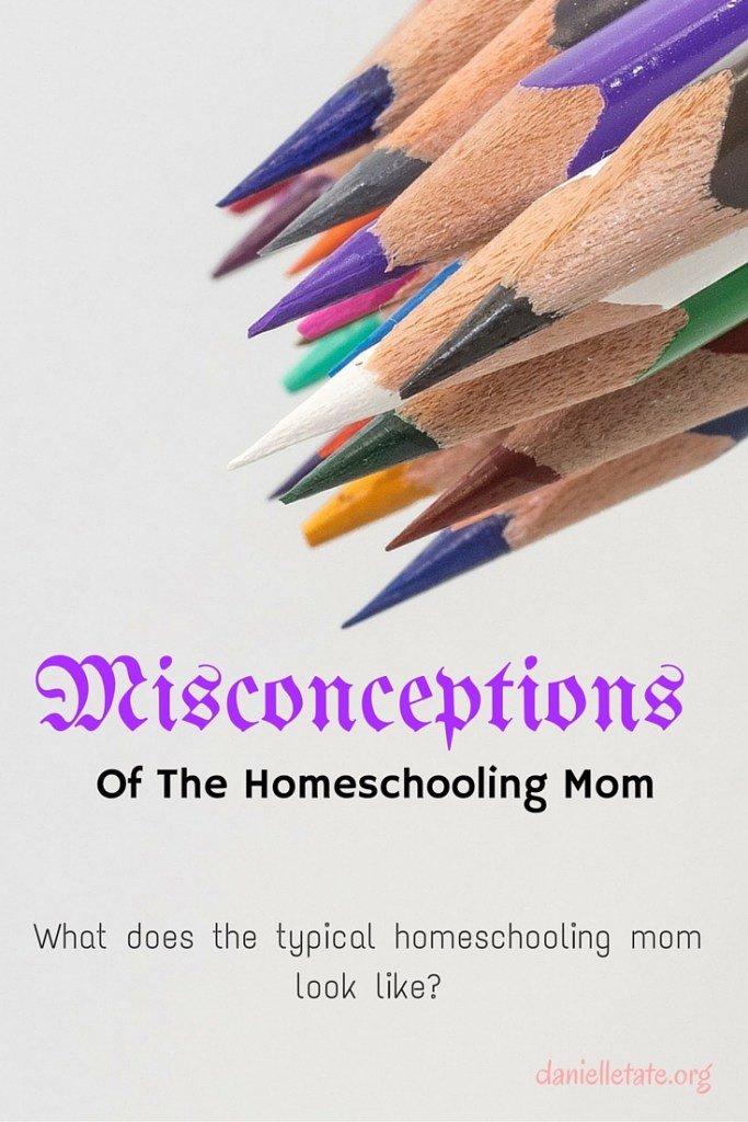 Misconceptions of homeschooling mom