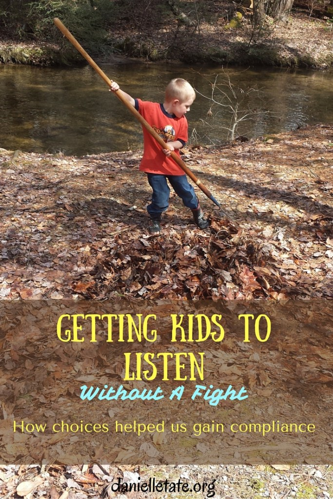Getting Kids to Comply