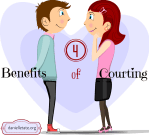 The Benefits of Courting