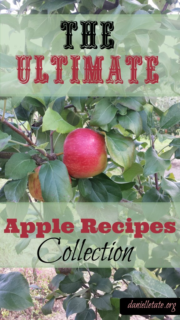 the ultimate apple recipes collection